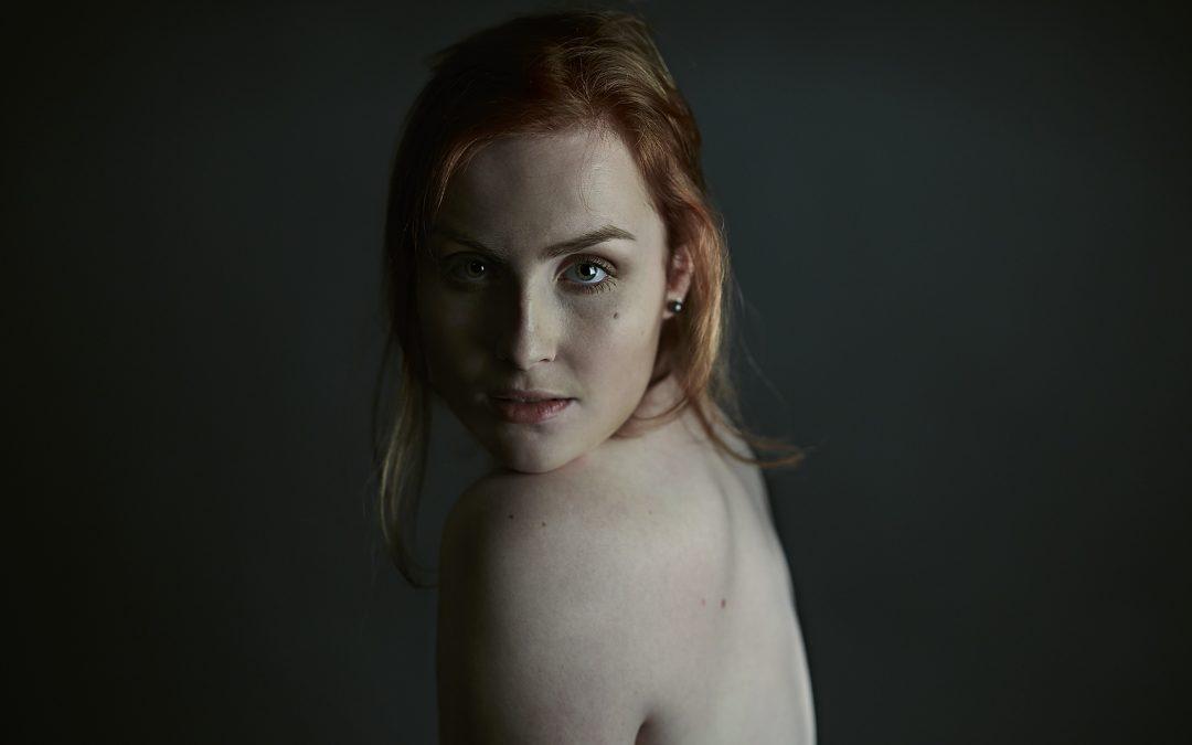 Kathi – Portraitshooting im Studio