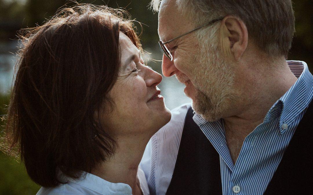 Kerstin & Michael – traumhaftes Paarshooting in Herford