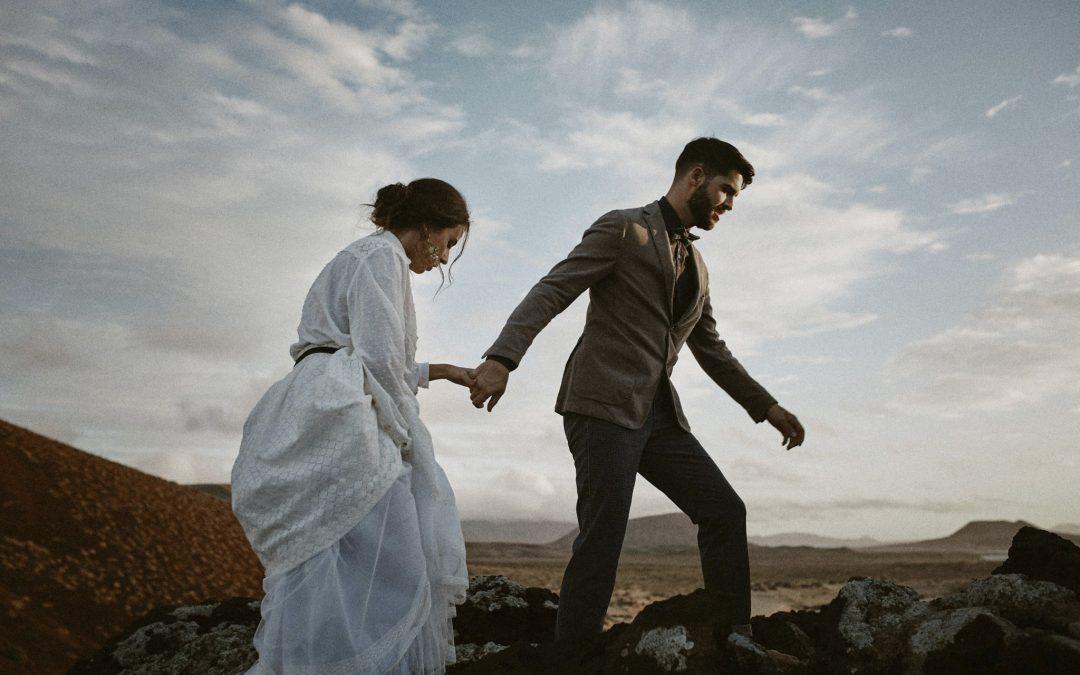 Lanzarote Lovestory – Wedding Inspiration at Canary Islands