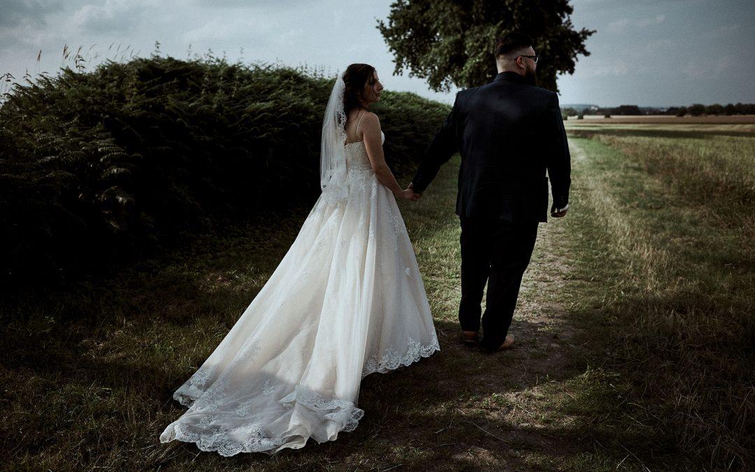 Janine & Patrick – Hochzeitsfeier in Dallmanns Deele in Herford