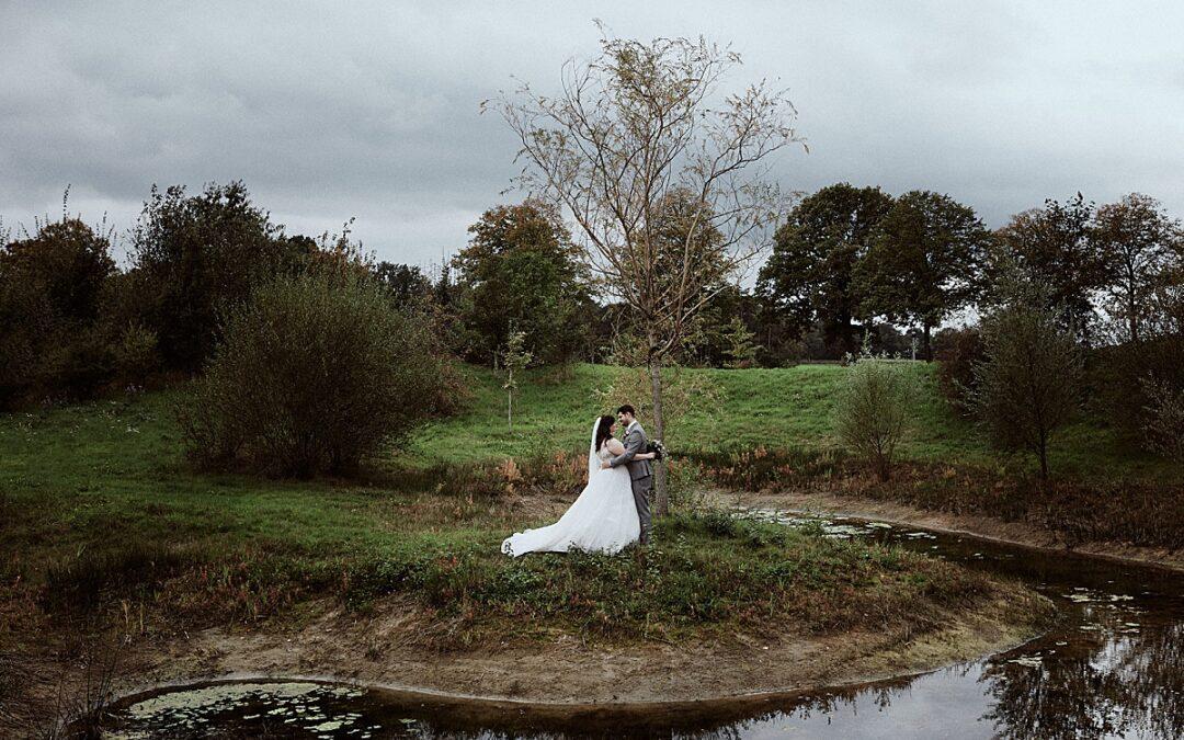 Janina & Andris – liebevolle Herbst-Hochzeit im Landhotel Voshövel Wesel