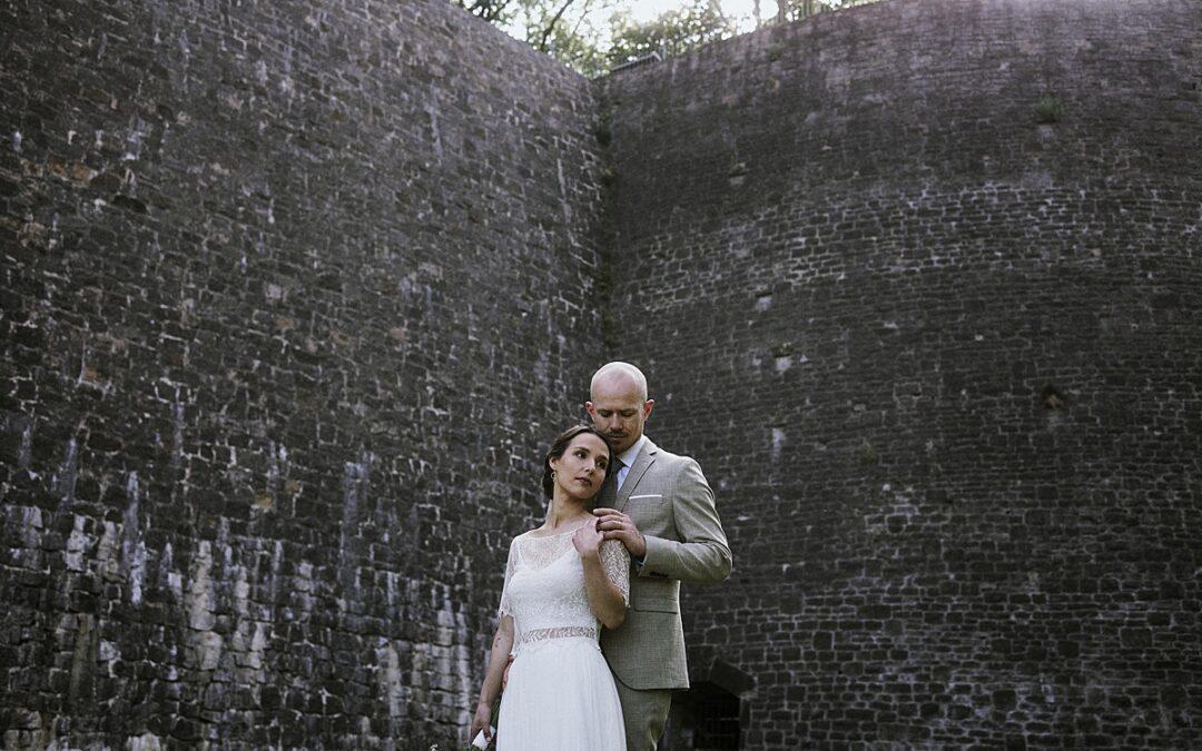 Christin & Gunnar – standesamtliche Hochzeit Sparrenburg Bielefeld
