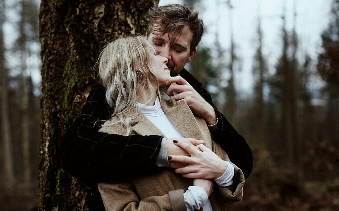 Johanna & Mike – Paarshooting im Wald in Herford